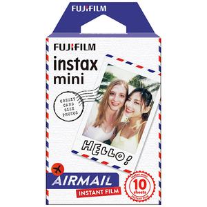 Pachet hartie foto FUJI Instax Mini, 10 coli, Airmail