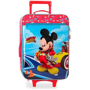 Troler copii DISNEY Roll Mickey, 50, albastru-rosu