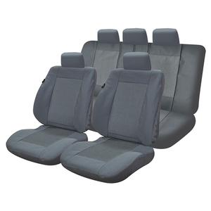 Set huse scaune UMBRELLA Premium Lux M01 45728, gri
