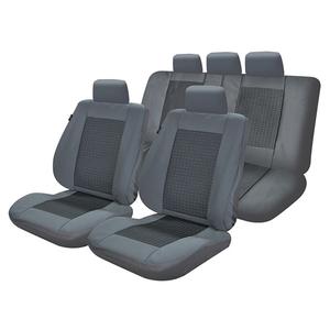 Set huse scaune UMBRELLA Premium Lux M03 45730, gri