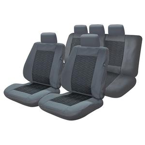 Set huse scaune UMBRELLA Premium Lux M041 45731, gri