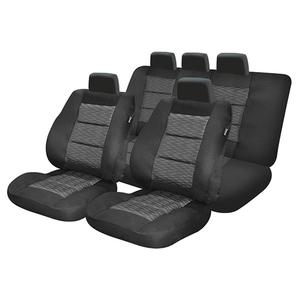 Set huse scaune UMBRELLA Premium Lux M04 45735, negru