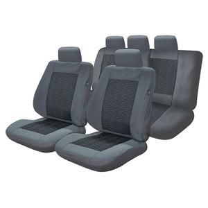 Set huse scaune UMBRELLA Lux M04 45739, gri