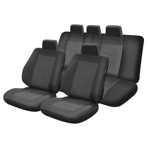 Set huse scaune UMBRELLA Lux M01 45740, negru