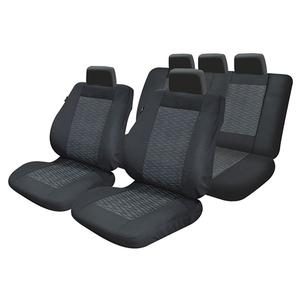 Set huse scaune UMBRELLA Lux M04 45743, negru