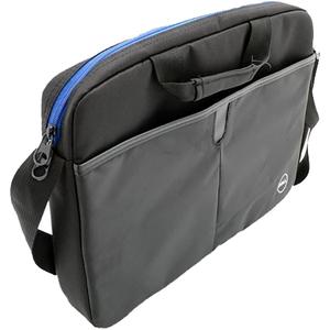 "Geanta laptop DELL Essential Topload 460-BBNY, 15.6"", negru"