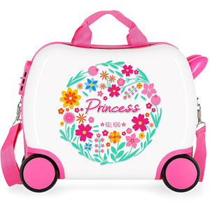 Troler copii ROLL ROAD Little Me Princess 47410.63, 41cm, multicolor