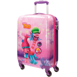 Troler copii DREAMWORKS Trolls Friends, 55 cm, multicolor