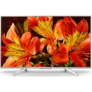 Televizor LED Smart Ultra HD, Android, 4K HDR, 123 cm, Sony BRAVIA KD-49XF8577S, Argintiu