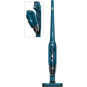 Aspirator vertical 2in1 BOSCH BBH21830L, 18V, albastru