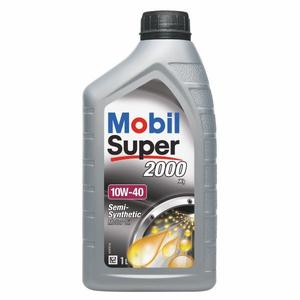 Ulei motor MOBIL Super 2000 X1 10W40, 1L