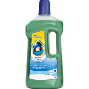 Detergent pentru pardoseli PRONTO Suprafete delicate, 750ml
