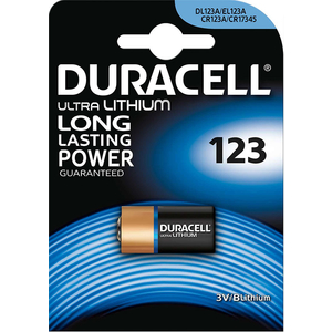 Baterie DURACELL 81476860 Ultra 123, 3V, 1 bucata