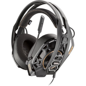 Casti gaming PLANTRONICS Rig 500Pro Sport Edition, Noise cancelling, Binaural, multiplatforma, 3.5mm, negru