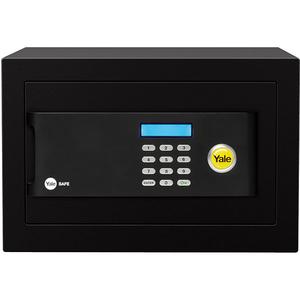 Seif electronic cu cifru YALE YSB/200/EB1, otel, negru