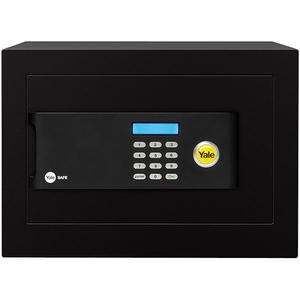 Seif electronic cu cifru YALE YSB/250/EB1, otel, negru