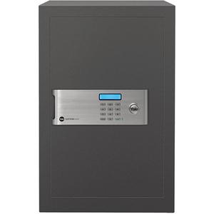 Seif electronic cu cifru YALE YSM/520/EG1, otel, negru