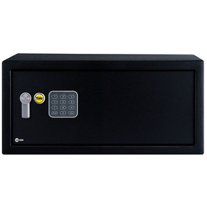 Seif electronic pentru laptop YALE YLV/200/DB1, otel, negru