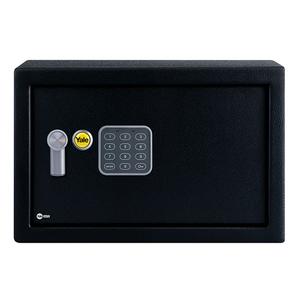 Seif electronic rezidential YALE YSV/250/DB1, otel, negru