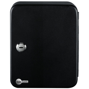 Cutie mare pentru chei YALE YKB/540/CB2, tabla, negru