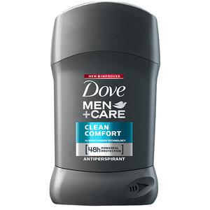 Deodorant stick DOVE Men+Care Clean Comfort, 50ml