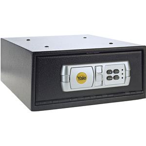 Seif electronic pentru tableta YALE YAV/108/DB1, otel, negru