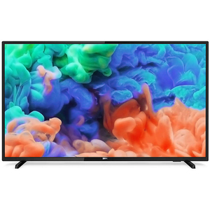 Televizor LED Smart Ultra HD 4K, HDR, 127 cm, PHILIPS 50PUS6203/12