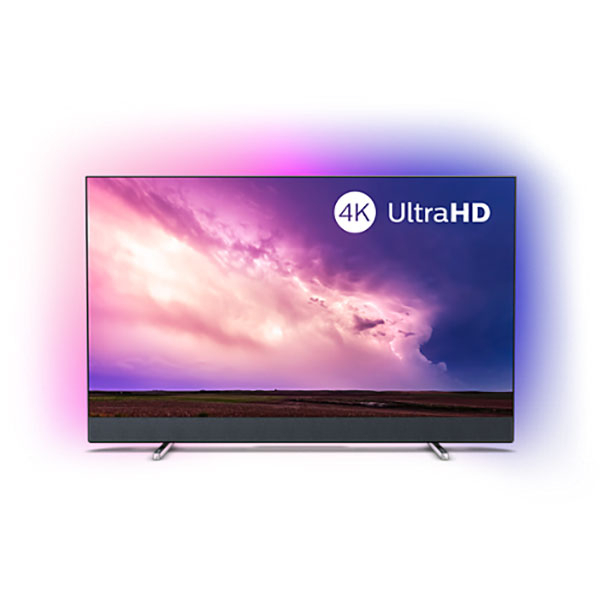 Televizor LED Smart Ultra HD 4K, HDR, Ambilight, 127 cm, PHILIPS 50PUS8804/12
