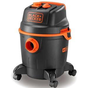 Aspirator umed/ uscat BLACK&DECKER  BXVC20PTE, 20l, 1200W