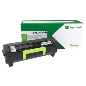 Toner LEXMARK XL 51B2H00 MS3/4/5/61X Return Program, negru