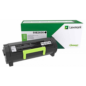 Toner LEXMARK XXL 51B2X00 MS/MX517-617 Return Program, negru