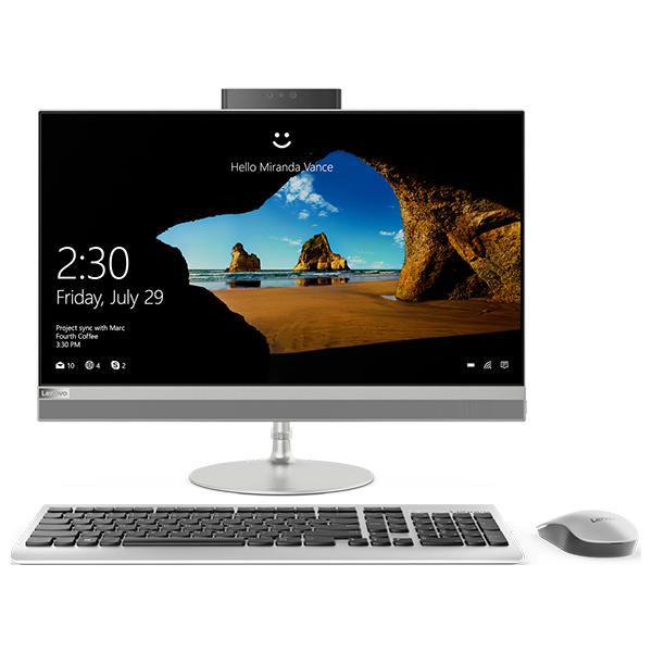 "Sistem PC All in One LENOVO IdeaCentre 520-22IKU, Intel Core i3-6006U 2.0GHz, 21.5"" Full HD Touch, 8GB, 1TB, Intel HD Graphics 520, Windows 10 Home"