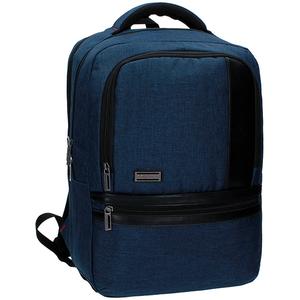 Rucsac MOVOM Padding 5322552, Compartiment laptop, albastru