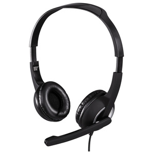 Casti PC HAMA HS 300 53982, 3.5 mm, negru