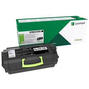 Toner LEXMARK XXL 53B2X00 Return Program, negru