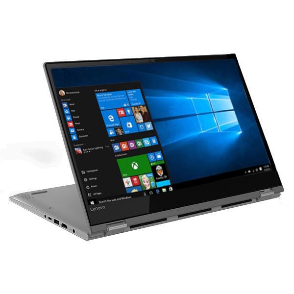 "Laptop 2 in 1 LENOVO Yoga 530-14IKB, Intel Core i7-8550U pana la 4.0GHz, 14.0"" Full HD Touch, 8GB, SSD 256GB, Intel UHD Graphics 620, Windows 10 Home, Onyx Black"