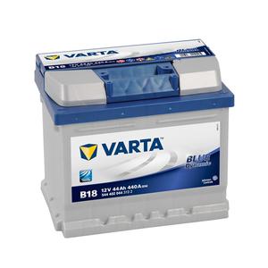 Baterie VARTA 12V 44AH 440A blue Dynamic B18