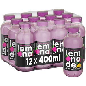 Limonada CAPPY Lamaie-Zmeura bax 0.4L x 12 sticle