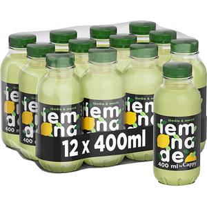 Limonada CAPPY Lamaie-Menta bax 0.4L x 12 sticle