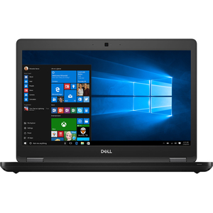 "Laptop DELL Latitude 5490, Intel® Core™ i5-8250U pana la 3.4GHz, 14"" Full HD, 8GB, SSD 256GB, Intel® UHD Graphics 620 , Windows 10 Pro"
