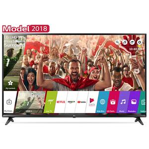 Televizor LED Smart Ultra HD, WebOS AI, 139cm, LG 55UK6100PLB
