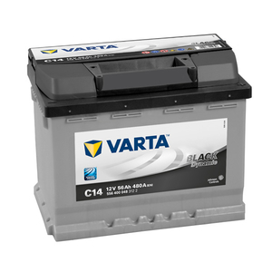 Baterie VARTA 12V 56AH 480A black Dynamic C14