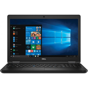"Laptop DELL Latitude 5591, Intel® Core™ i5-8400H pana la 4.2Ghz, 15.6"" Full HD, 16GB, SSD 512GB, Intel® UHD Graphics 630, Windows 10 Pro"