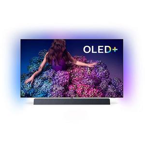Televizor OLED Smart Ultra HD 4K, HDR, Ambilight, 139 cm, PHILIPS 55OLED934/12