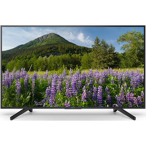 Televizor LED Smart Ultra HD, 4K HDR, 164 cm, Sony BRAVIA KD-65XF7096B, Negru