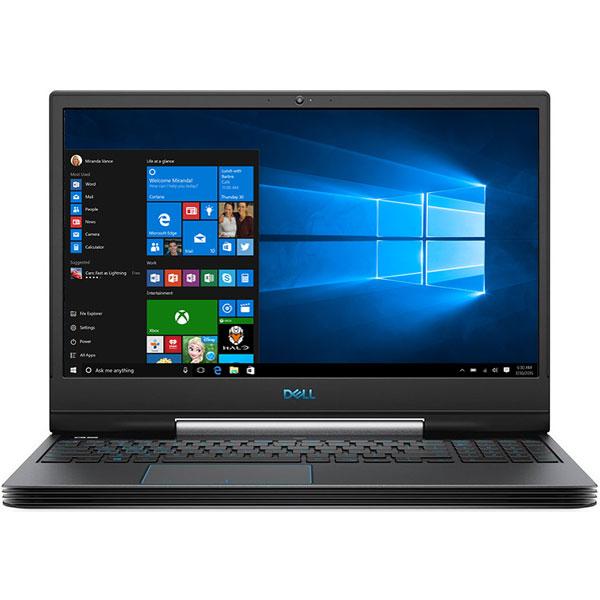 """Laptop Gaming DELL G5 5590, Intel Core i7-8750H pana la 4.1GHz, 15.6"""" Full HD, 8GB, 1TB + SSD 128GB, NVIDIA GeForce RTX 2060 6GB, Windows 10 Home, Negru"""