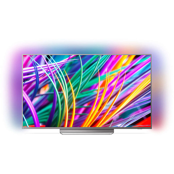 Televizor LED Smart Ultra HD 4K, HDR, Ambilight, 139 cm, PHILIPS 55PUS8303/12