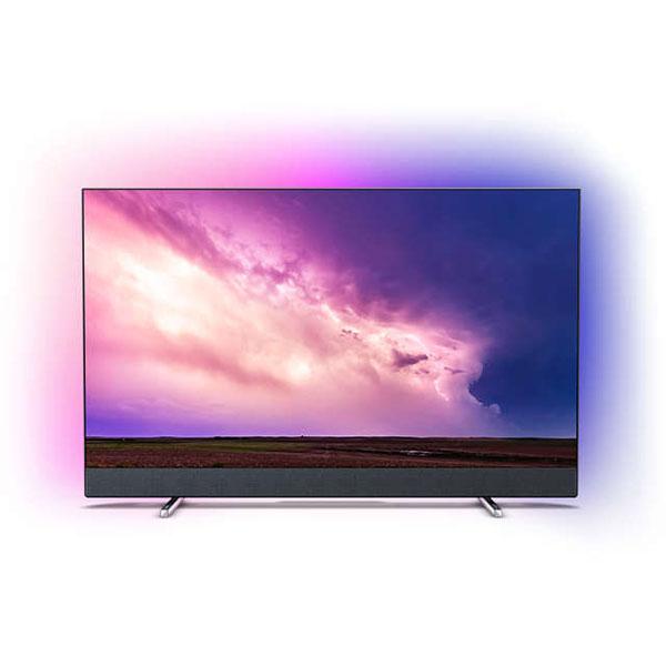 Televizor LED Smart Ultra HD 4K, HDR, Ambilight, 139 cm, PHILIPS 55PUS8804/12