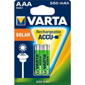 Acumulatori AAA VARTA 56733101402, 550 mAh, 2 bucati