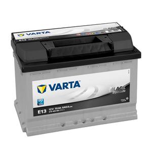 Baterie VARTA 12V 70AH 640A black Dynamic E13